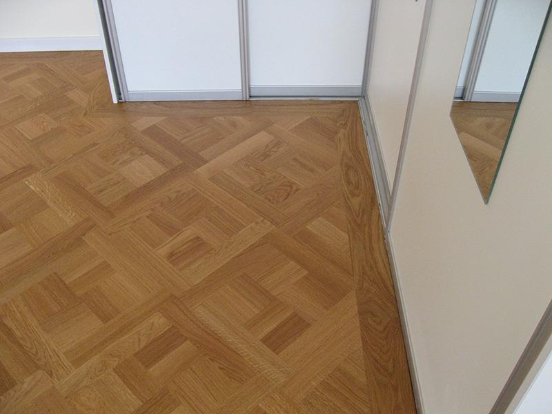 Traditioneel-parket-patroon-vloeren